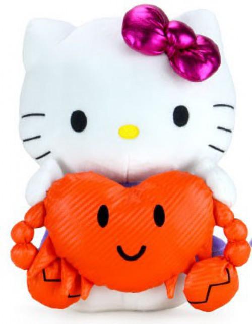 Sanrio Hello Kitty Star Sign Cancer Medium Plush (Pre-Order ships April)