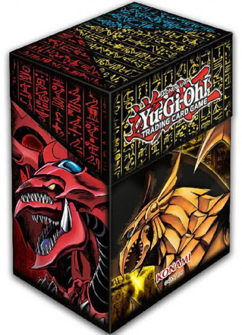YuGiOh Trading Card Game Card Supplies Egyptian Gods Deck Box (Pre-Order ships July)