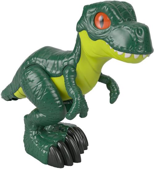 Fisher Price Jurassic World Imaginext XL T. Rex Figure Set [Green]
