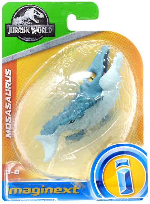 Fisher Price Jurassic World Imaginext Mosasaurus Mini Figure