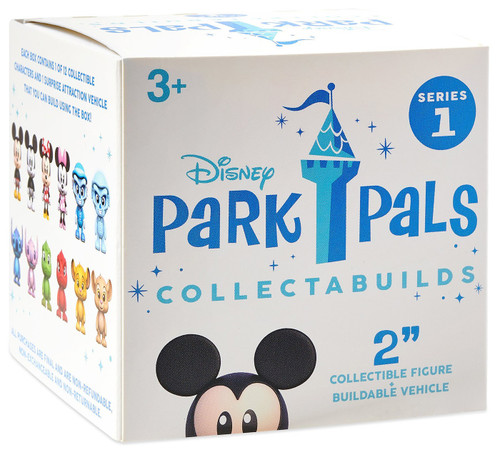 Disney Park Pals Collectabuilds Series 1 Exclusive 2-Inch Mystery Pack