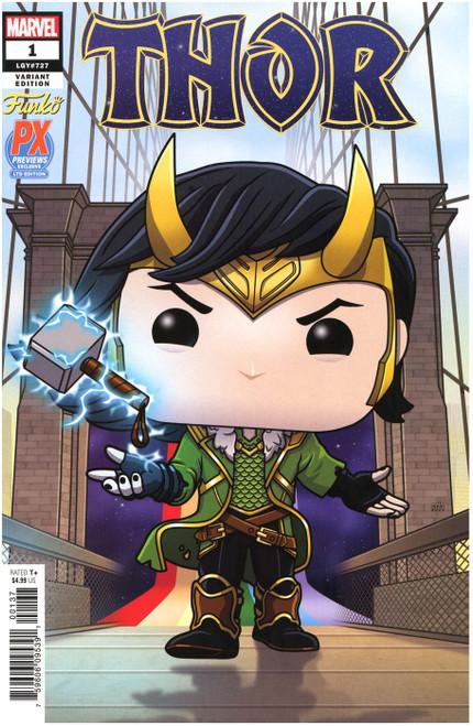 Funko Marvel Comics Thor #1 Comic Book