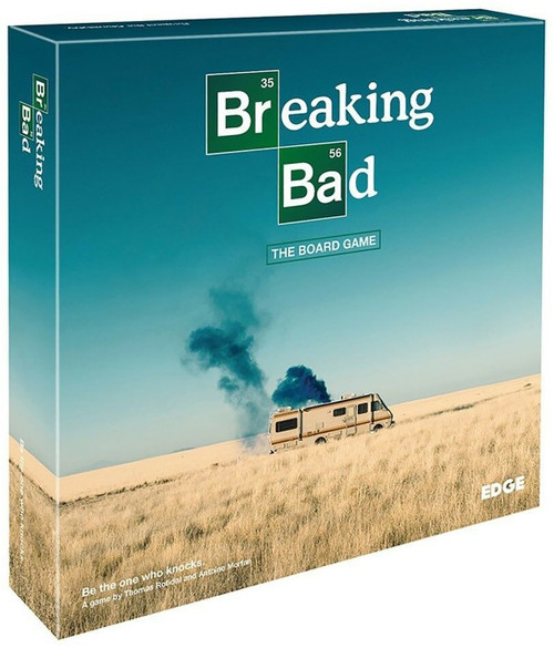 Edge Breaking Bad Board Game