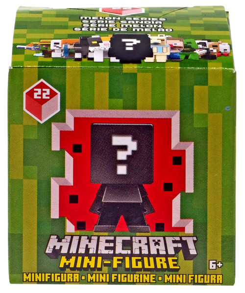 Minecraft Melon Series 22 Mystery Pack