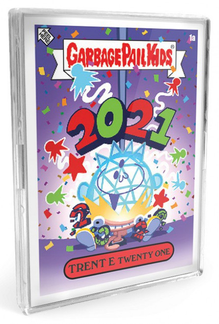 Garbage Pail Kids Topps 2020 Gross Greetings Set [10 Stickers]