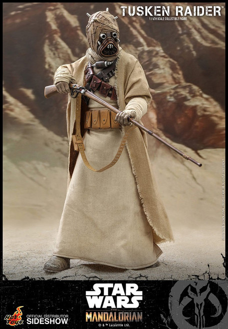 Star Wars The Mandalorian Tusken Raider Collectible Figure (Pre-Order ships April 2022)