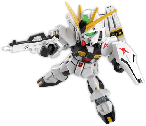 SD Gundam EX-Standard Char's Counterattack Nu Gundam Model Kit RX-93
