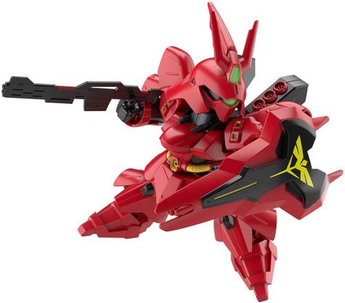 SD Gundam EX-Standard Char's Counterattack Sazabi Model Kit MSN-04