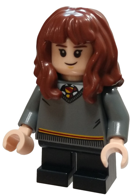 LEGO Harry Potter Hermione Granger Minifigure [Gryffindor Sweater Loose]