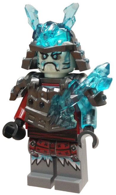 LEGO Ninjago Secrets of the Forbidden Spinjitzu General Vex Minifigure [Loose]