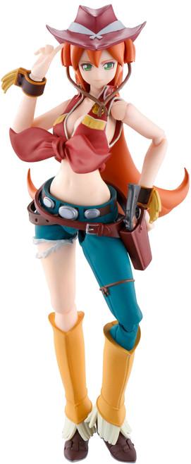 Bandai Japan Back Arrow S.H. Figuarts Elsha Lean Action Figure