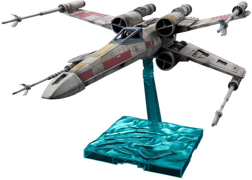 Star Wars Rise of Skywalker X-Wing Starfighter Red5 1/72 Model Kit #003
