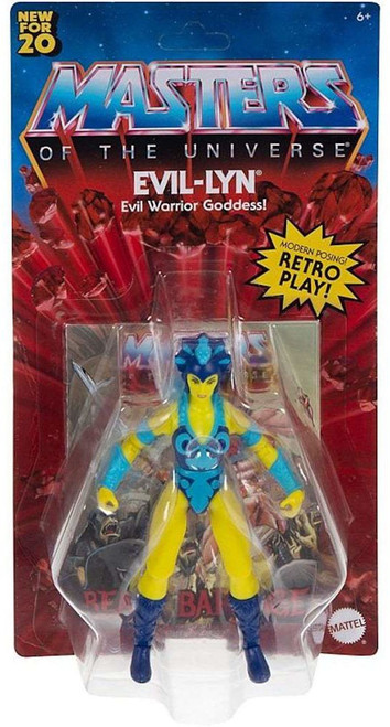 Masters of the Universe Origins Evil Lyn Action Figure (Pre-Order ships June)