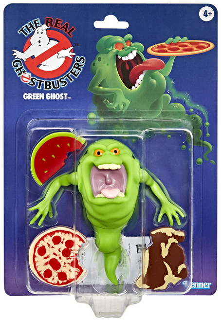 The Real Ghostbusters Green Ghost Exclusive Action Figure [Slimer]
