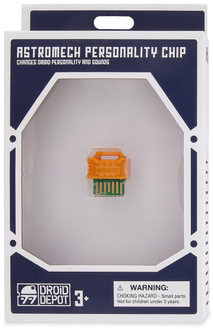 Star Wars Galaxy's Edge Droid Depot Astromech Personality Chip Exclusive [Resistance]