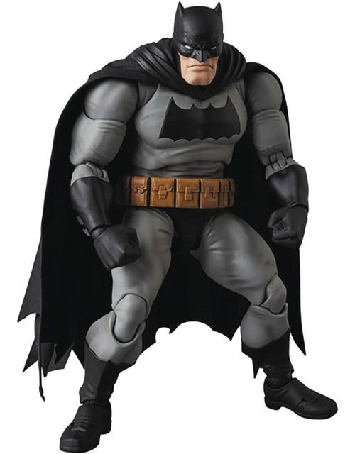 DC MAFEX Batman Action Figure [Dark Knight Returns, Damaged Package]