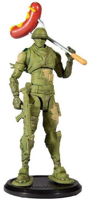 McFarlane Toys Fortnite Plastic Patroller Deluxe Action Figure
