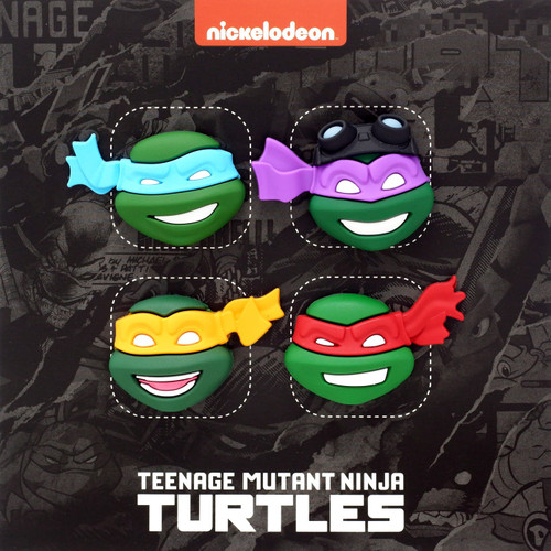 Teenage Mutant Ninja Turtles Exclusive Pin & Coin Set