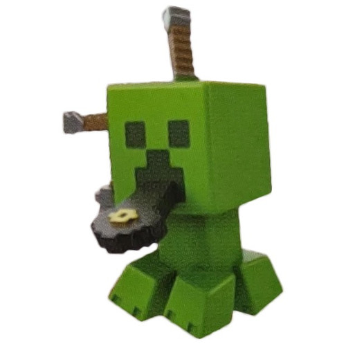Minecraft Melon Series 22 Creeper Minifigure [Loose]
