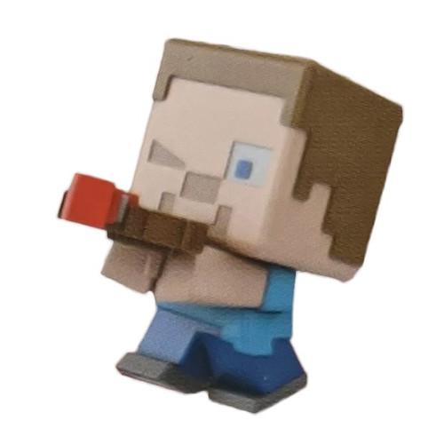 Minecraft Melon Series 22 Steve? Minifigure [Loose]