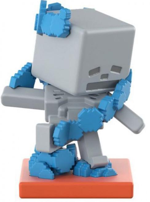 Minecraft Aquatic Series 15 Sinking Skeleton Minifigure [Loose]