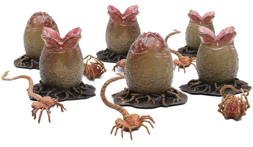 Alien Xenomorph Eggs Exclusive Action Figure [Alien 1979 Version] (Pre-Order ships November)