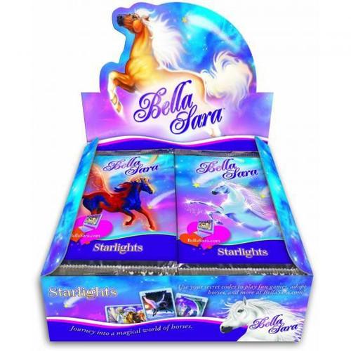 Bella Sara Collectible Card Game Starlights Booster Box [24 Packs]