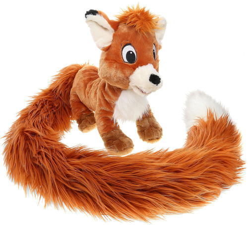 Disney The Fox & The Hound Long Tail Tod Exclusive 12-Inch Medium Plush (Pre-Order ships February)