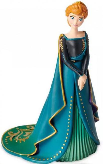 Disney Frozen 2 Anna 3.5-Inch PVC Figure [Green Gown Loose]