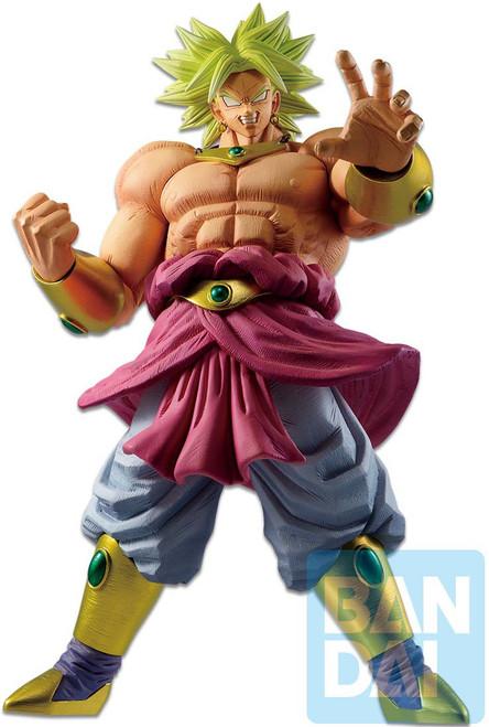 Dragon Ball Ichiban Legendary Super Saiyan Broly 12-Inch Collectible PVC Figure [Vs Omnibus Z] (Pre-Order ships July)