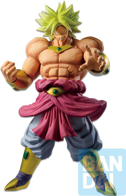 Dragon Ball Ichiban Legendary Super Saiyan Broly 12-Inch Collectible PVC Figure [Vs Omnibus Z] (Pre-Order ships July)
