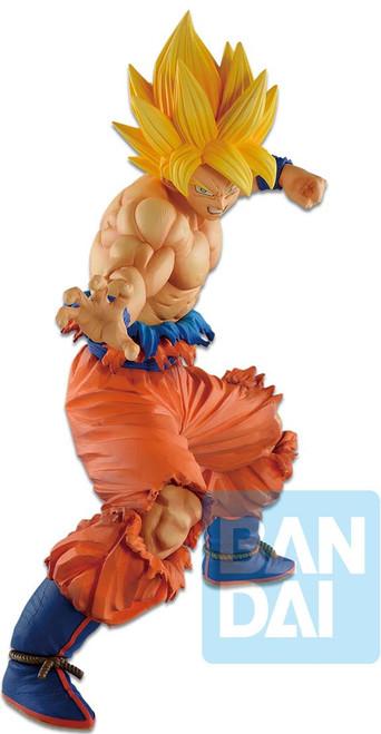 Dragon Ball Ichiban Super Saiyan Son Goku 7.9-Inch Collectible PVC Figure [Vs Omnibus Z] (Pre-Order ships July)