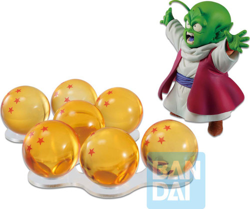 Ichiban Dragon Ball and Dende 3.6-Inch Collectible PVC Figure [Vs Omnibus Z] (Pre-Order ships July)