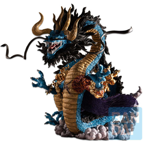 One Piece Ichibansho Kaidou 7-Inch Statue [Ex Devils] (Pre-Order ships July)