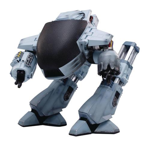 Robocop ED-209 Exclusive Action Figure [Battle Damaged] (Pre-Order ships November)