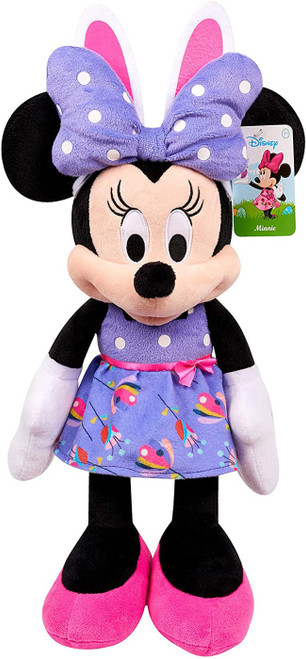 Disney Easter Minnie Mouse Exclusive 19-Inch Plush