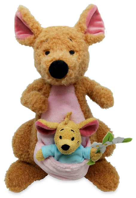 Disney Winnie the Pooh Kanga & Roo Exclusive 14.5-Inch Plush