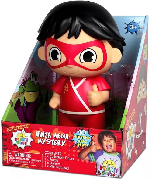 Ryan's World Ninja Mega Mystery Exclusive Surprise Figure Set