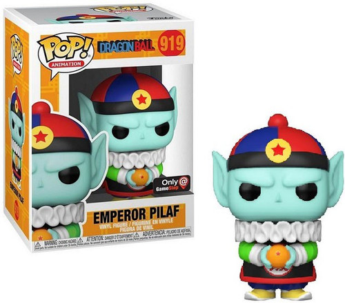 Funko Dragon Ball Z POP! Animation Emperor Pilaf Exclusive Vinyl Figure #919 (Pre-Order ships February)