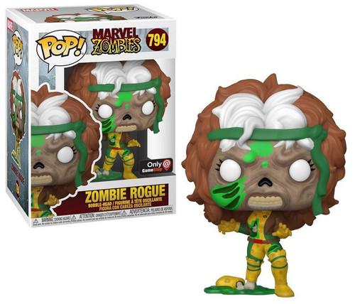 Funko Marvel Zombies POP! Marvel Rogue Exclusive Vinyl Figure #794