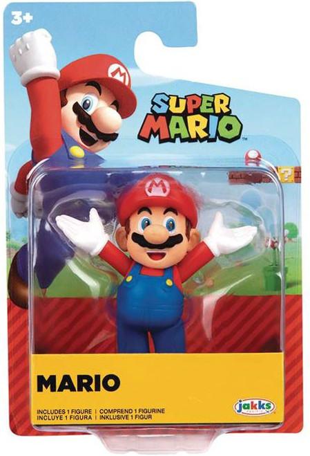 World of Nintendo Super Mario Wave 31 Mario 2.5-Inch Mini Figure [Open Arms] (Pre-Order ships November)