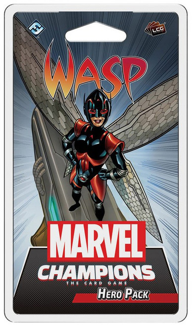 Marvel Champions LCG Wasp Hero Pack (Pre-Order ships January)