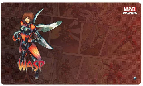 Marvel Champions LCG Wasp Game Mat (Pre-Order ships January)