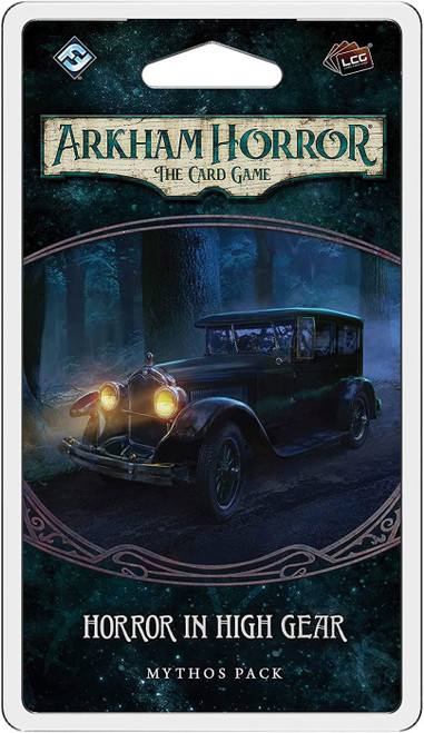 Arkham Horror The Card Game Horror in High Gear Mythos Pack (Pre-Order ships July)