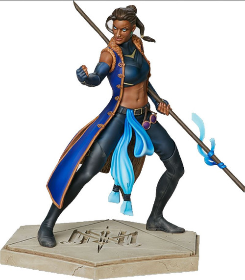 Critical Roll Critical Role The Mighty Nein Beau 10.75-Inch Statue (Pre-Order ships February 2021)