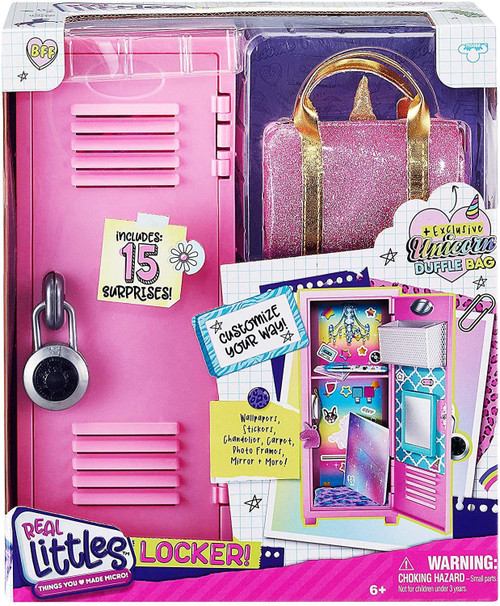 Shopkins Real Littles Locker! Mystery Pack [Includes 15 Surprises] (Pre-Order ships April)