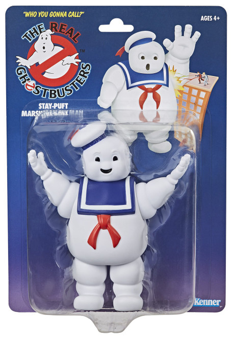 The Real Ghostbusters Stay-Puft Marshmallow Man Exclusive Action Figure