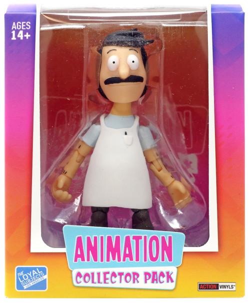 Fox Bob's Burgers Animation Bob Belcher 3.25-Inch Mini figure