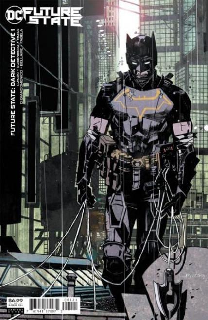 DC Comics Future State: Dark Detective #1B Comic Book