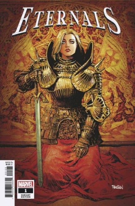 Marvel Eternals, Vol. 5 #1 Comic Book [Panosian Variant]